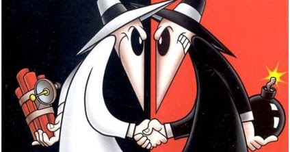Image result for spy vs spy kill each other