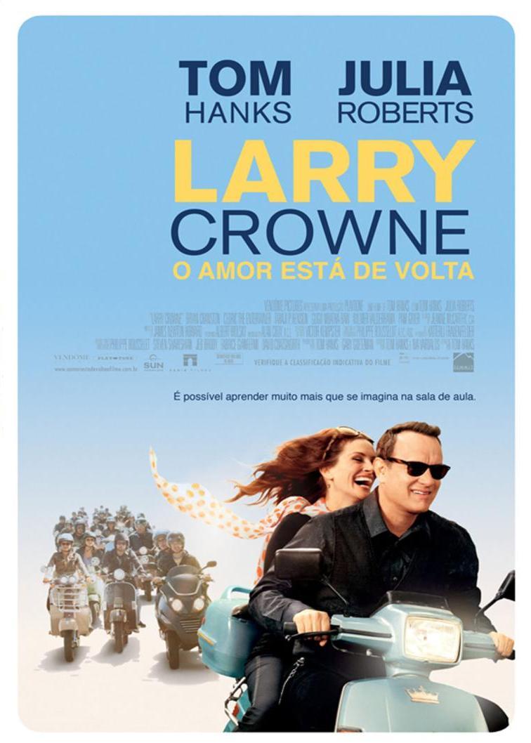 Larry Crowne: O Amor Está de Volta – Dublado