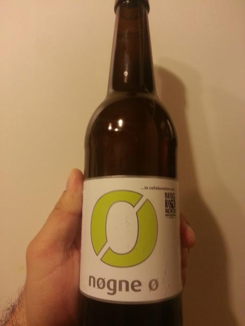 бутылка Nogne O India Saison
