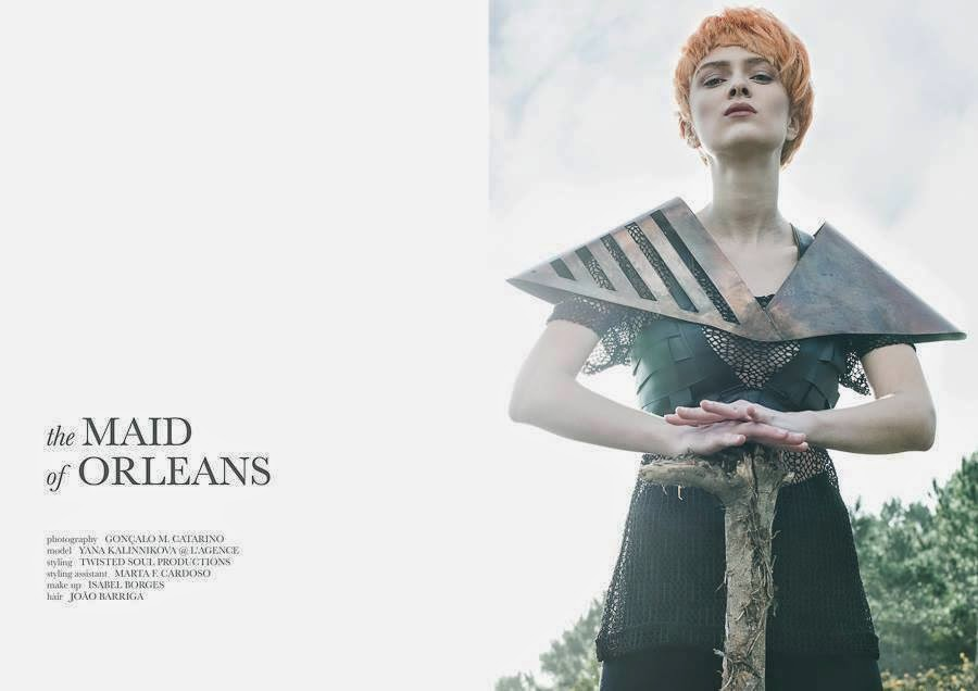 fashion editorial, maid of orleans, trend me too, storm magazine, Yana Kalínnikova