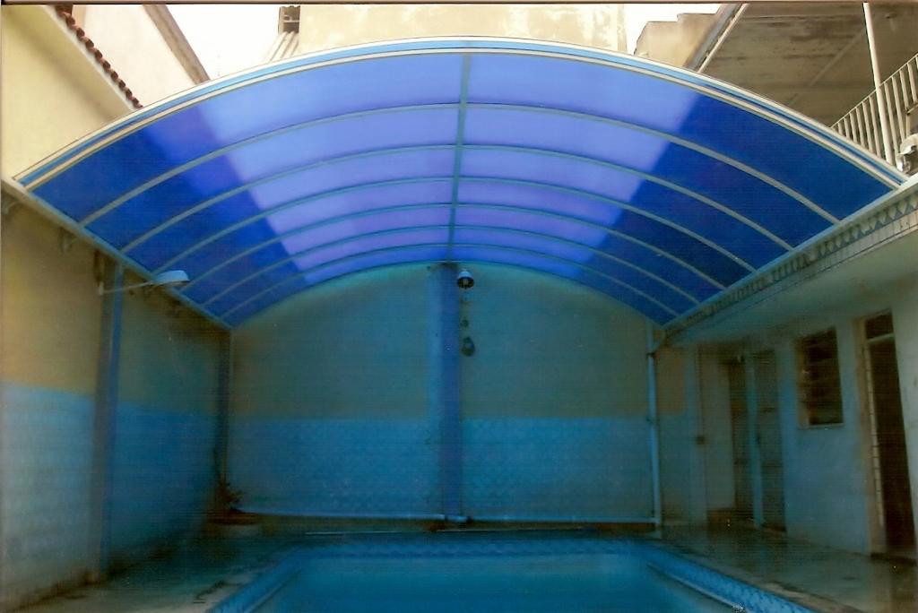 Cobertura para piscina minimax toldos for Cobertura piscina