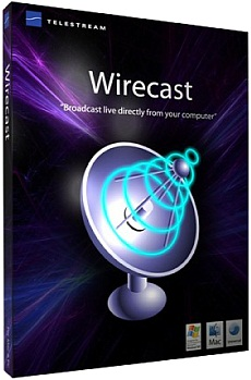 Wirecast Pro 4.1.4