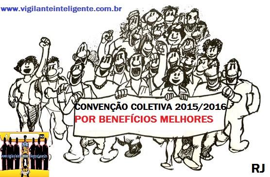 negociações entre os Sindicatos dos Vigilantes e o Sindicato das Empresas de Segurança Privada para a nova Convenção Coletiva 2015/2016