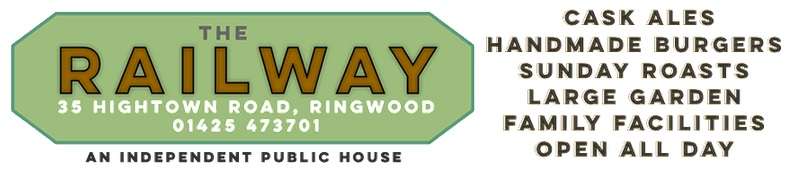 The Railway at Ringwood