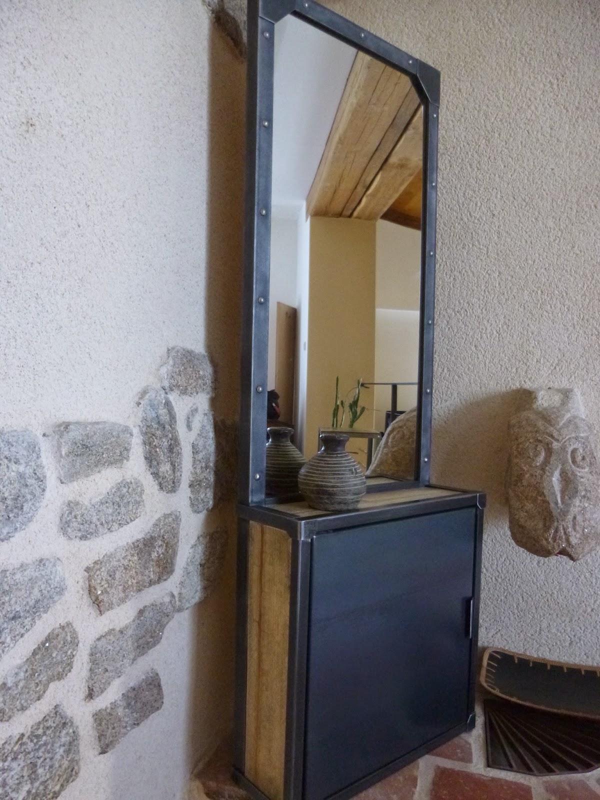 C factory creation petit meuble d 39 entree ou autre - Petit meuble d entree ...