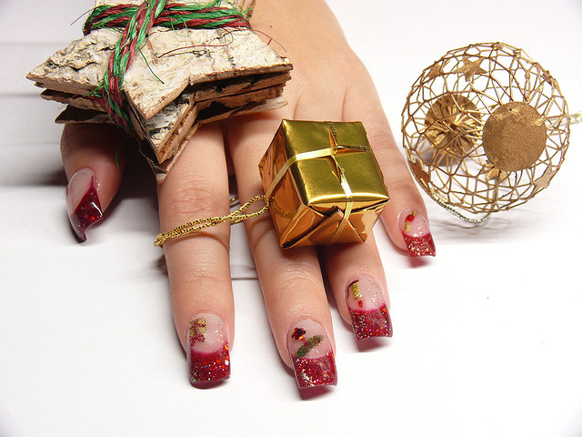 Christmas Nail Art Designs -21