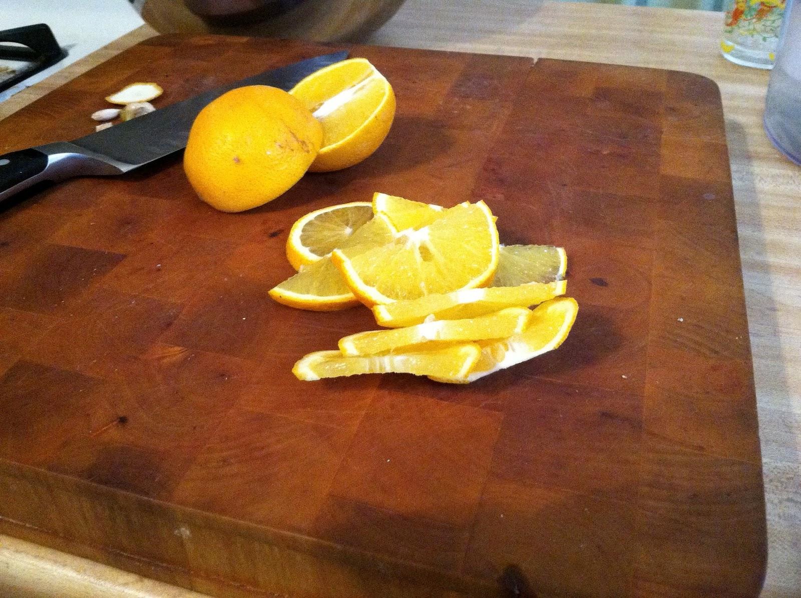how to eat orange marmalade