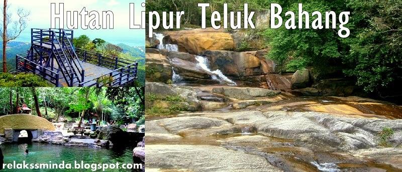 Menikmati Keindahan Alam dan Berekreasi di Hutan Lipur Negeri Pulau Pinang