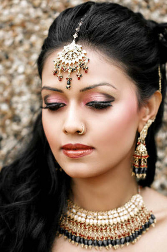 How To Become Bridal Makeup Artist : indian bridal makeup artist