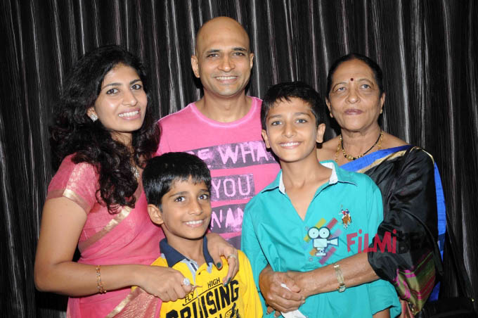 Indrajit Lankesh family
