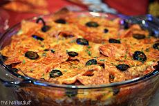 Doritos Enchilada Casserole