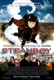 Filme Steamboy Dublado
