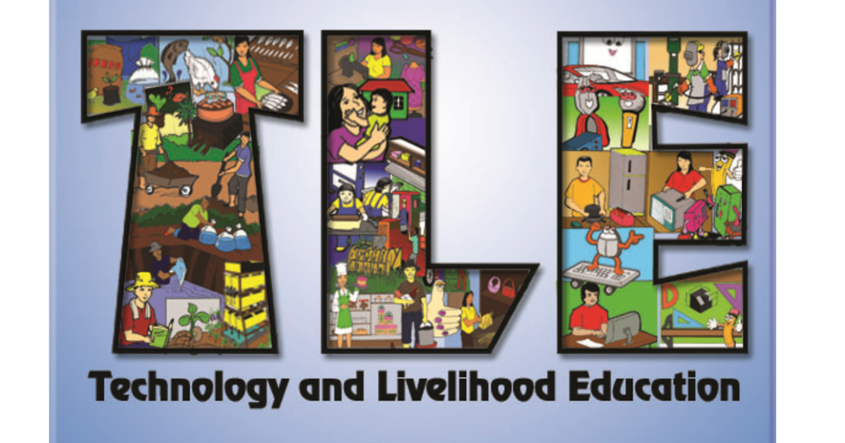 thesis technology livelihood education Technology and livelihood education (tle) is one of the learning areas of the secondary education curriculum used in philippine secondary schools.