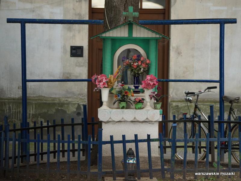 Warszawa Śródmieście kapliczki warszawskie