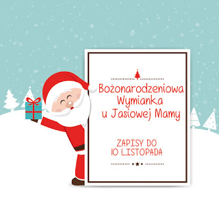 Biorę udział w Bożonarodzeniowej wymiance