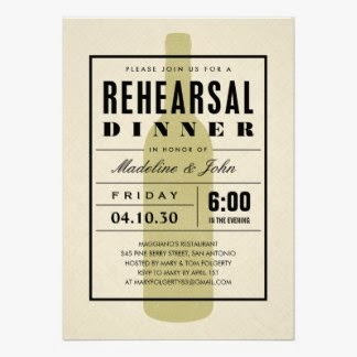 Address Etiquette For Rehearsal Dinner Invitations Learn Wedding