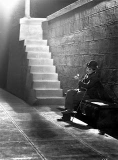 La espera de Chaplin
