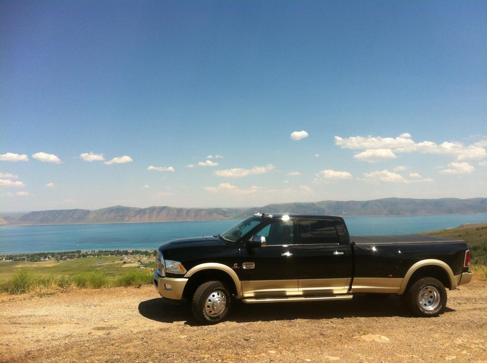 Test Drive with Kyle Ashby 2013 Ram 3500 Laramie Longhorn Crew
