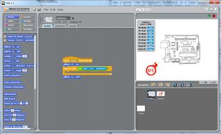 Ardublock programação Arduino
