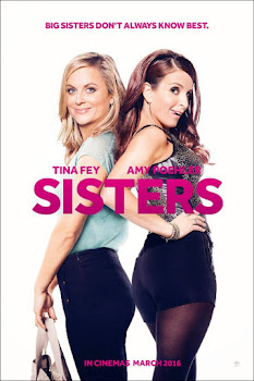 Poster Of Hollywood Movie Sisters (2015) 100MB Compressed Small Size Mobile Movie Free Download worldfree4u.com