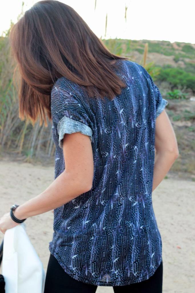 T-shirt Isabel Marant- H&M