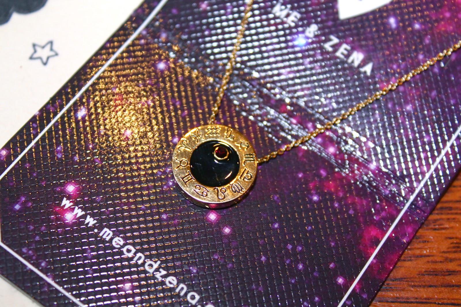 top style blog jewelry zodiac