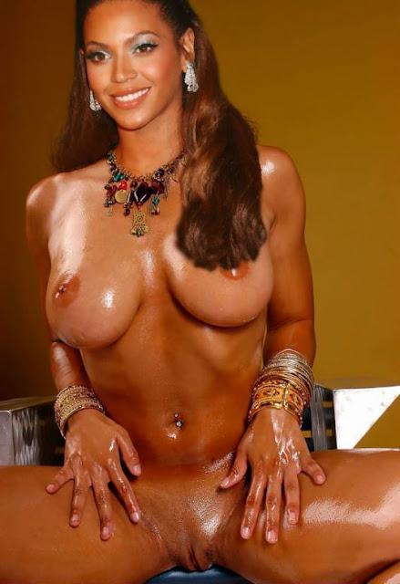 Beyonce Knowles Nude