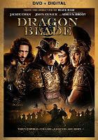 Dragon Blade (2015) DVD Cover