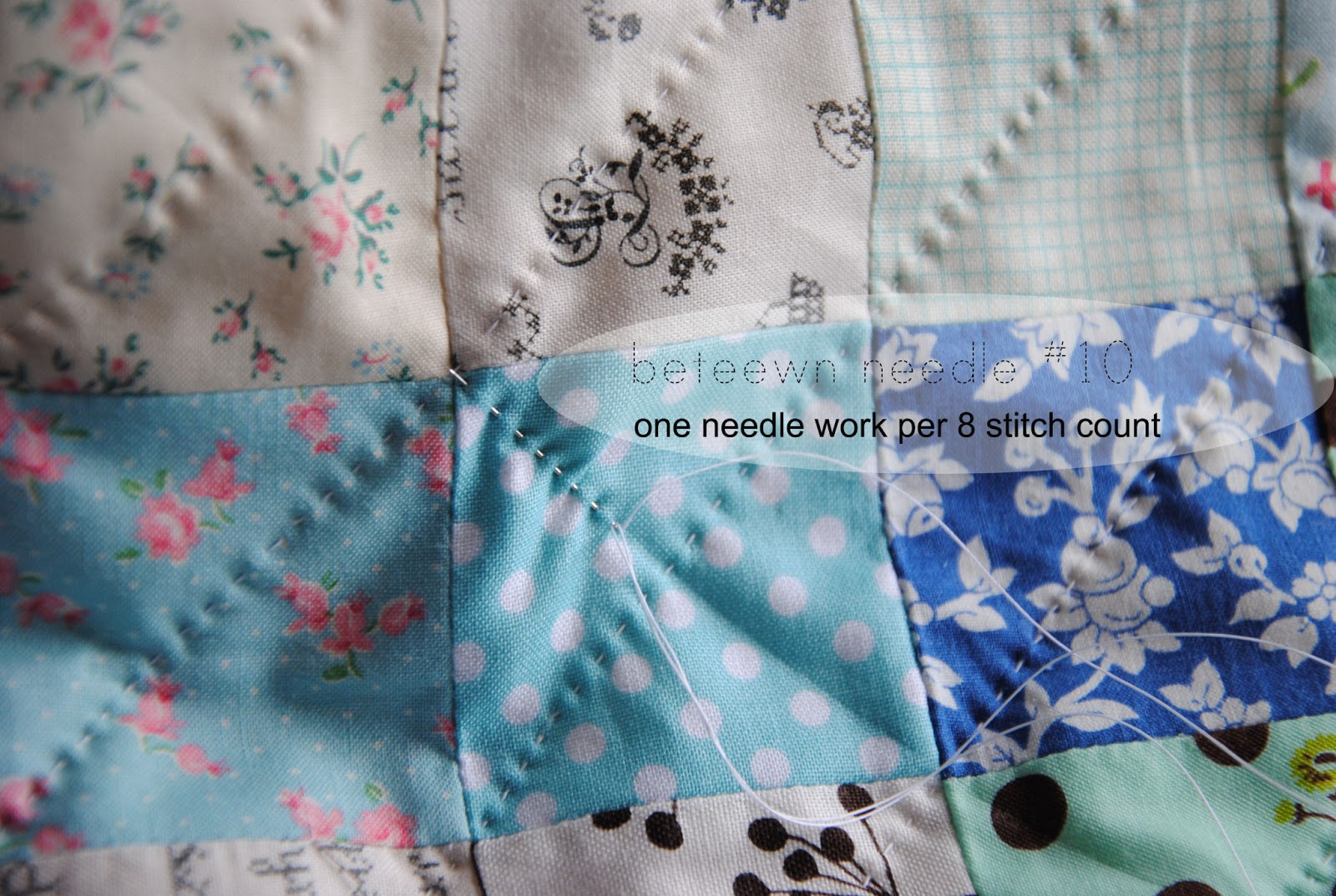 14 Mark About Hand Quilting