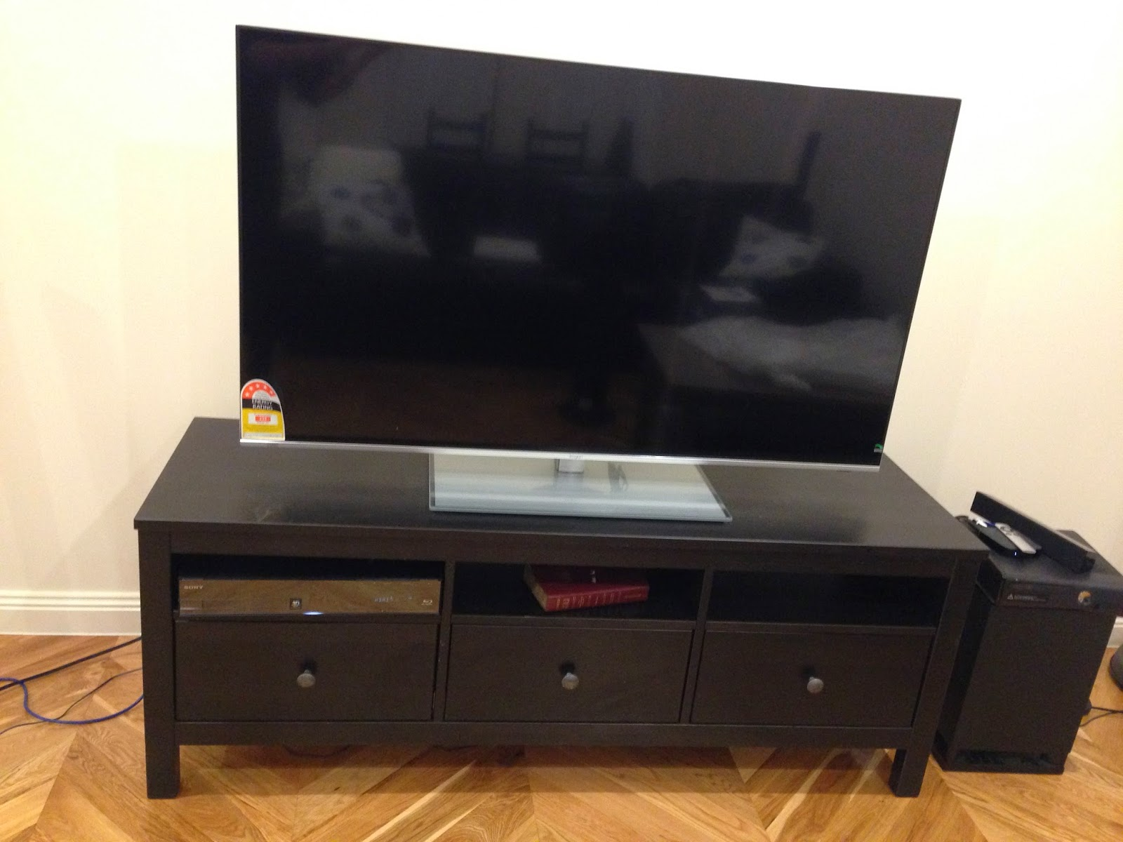 Review In A Hurry Kogan 55 Quot Agora 4k Smart 3d Led Tv