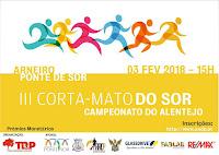PONTE DE SOR: CAMPEONATO DO ALENTEJO DE CORTA-MATO