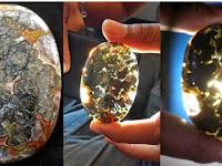 Batu Akik Termahal Indonesia Sigori Lafau Dijual Rp 15 Miliar