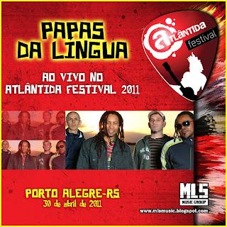 Natiruts   Atlântida Festival 2011