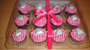 Jewel Cupcakes