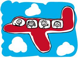 Clipart of airplane