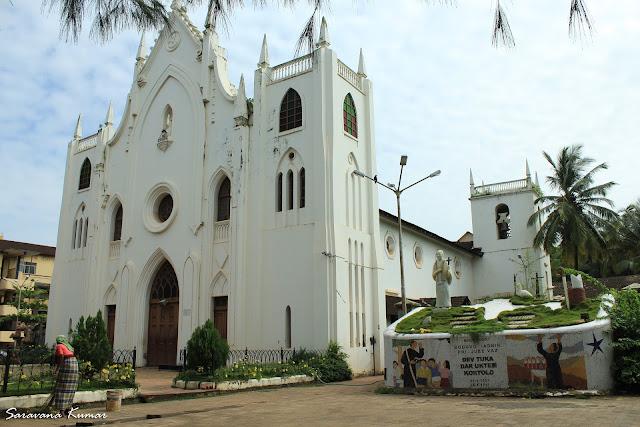 St. Andrews Church Goa