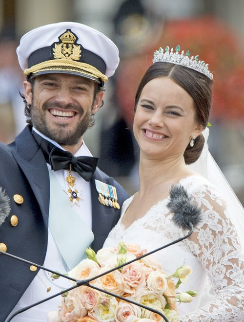 When Prince Carl Philip & Sofia | Because modern ceremony: Network-Häme for Sweden wedding