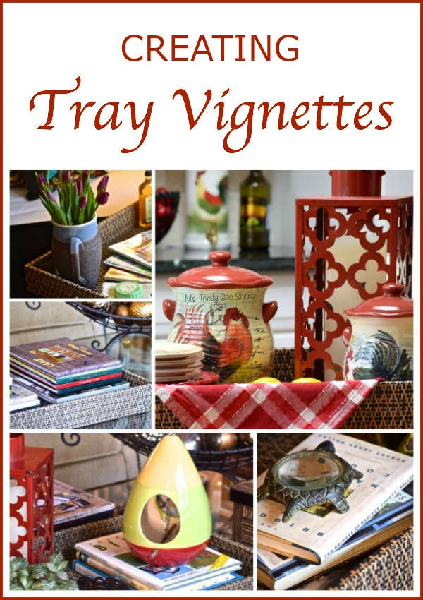 Lots of ideas for tray vignettes by Ms. Toody Goo Shoes