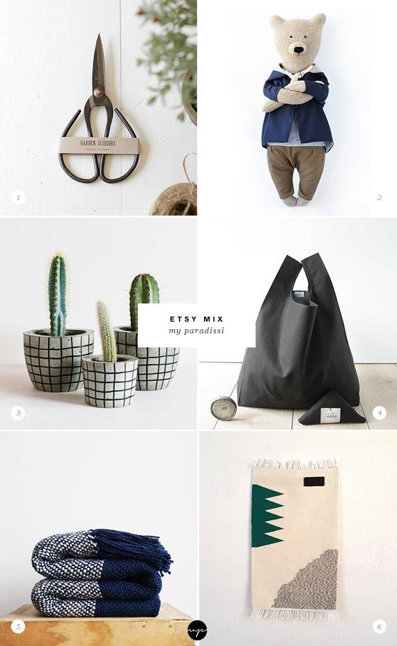 Handmade picks from Etsy by My Paradissi