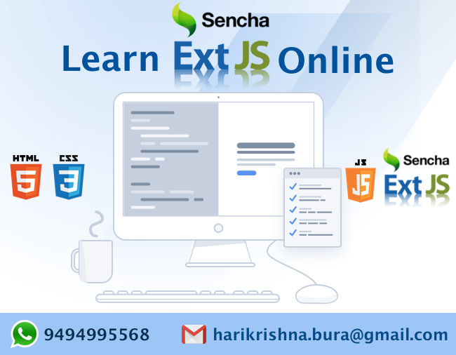 Boost Your Skills in Sencha ExtJS Now!