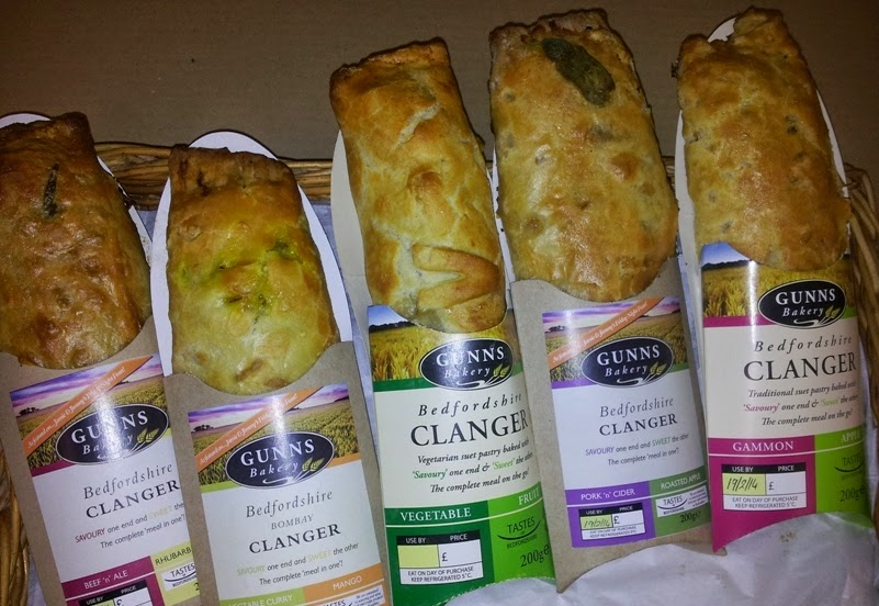 Bedfordshire Clanger Recipe