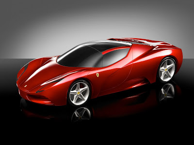 Ferrari California HD Wallpapers for iPhone