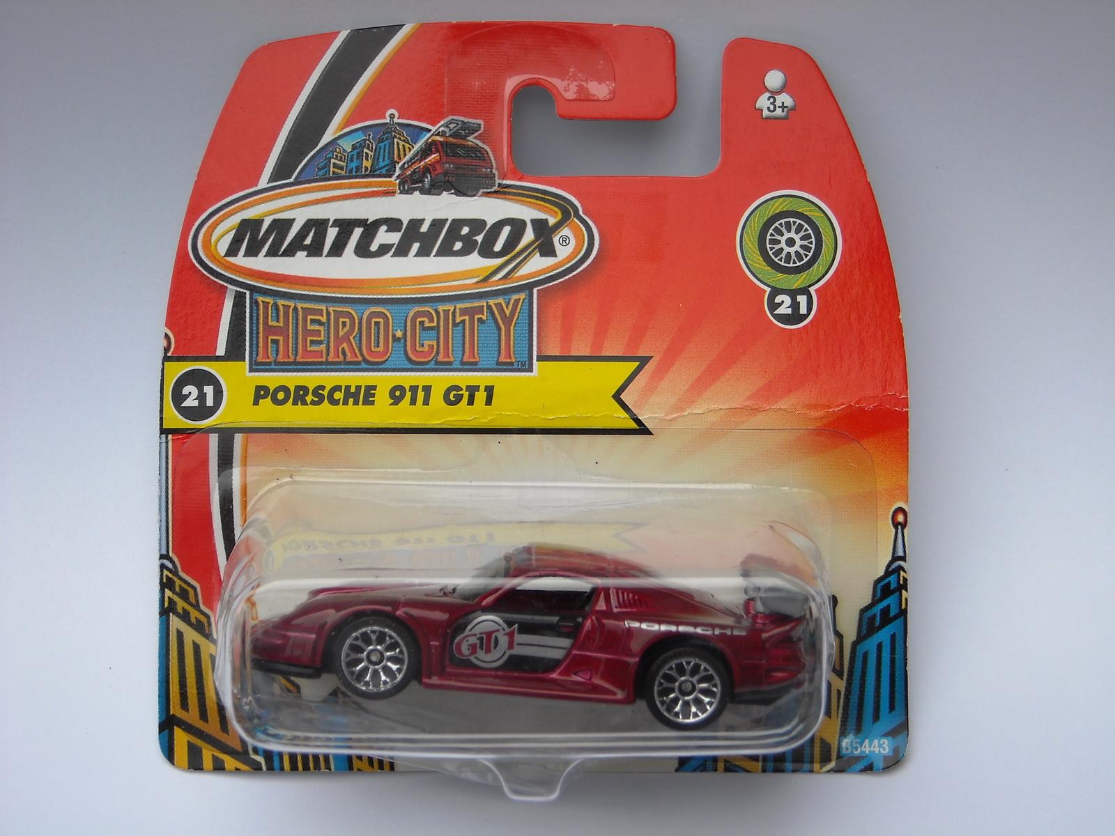 matchbox memories matchbox porsche 911 gt1 update. Black Bedroom Furniture Sets. Home Design Ideas