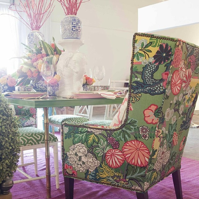 Loved Seeing Their Ideas Evolve And End In Such A Gorgeous Culmination Of  Prep And Chinoiserie On A Gorgeous Table. Setting A Table Is An Art Form  And These ...