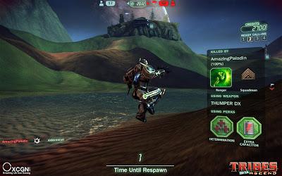 Tribes Ascend Превью MMOFPS игры