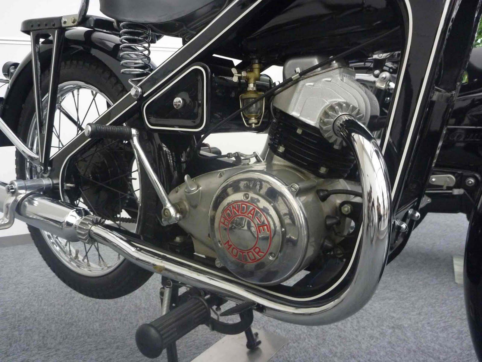 R4l  Honda Dream E