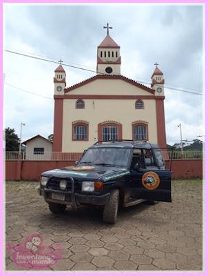 Visconde de Mauá igreja em Santo Antonio do Rio Grande