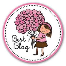 Nominado a 6 Best Blog Award