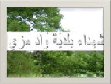شهداء بلدية وادي مزي إضغط على الصورة تشاهد كل أسماء الشهداء .