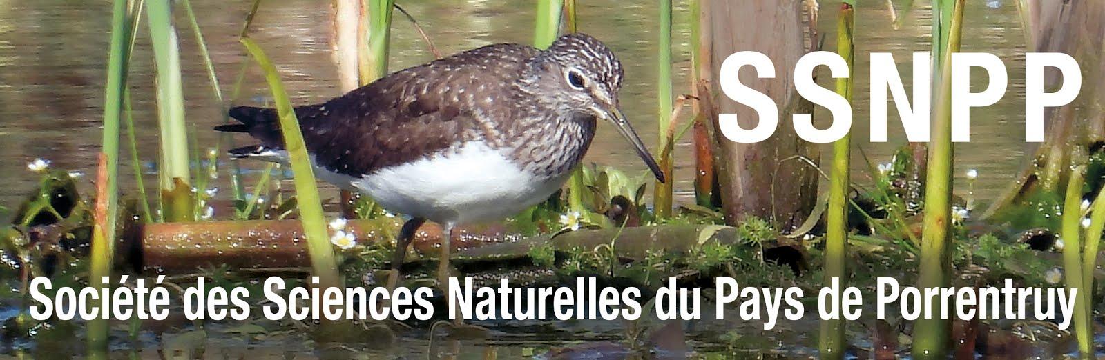 Société des sciences naturelles du Pays de Porrentruy SSNPP